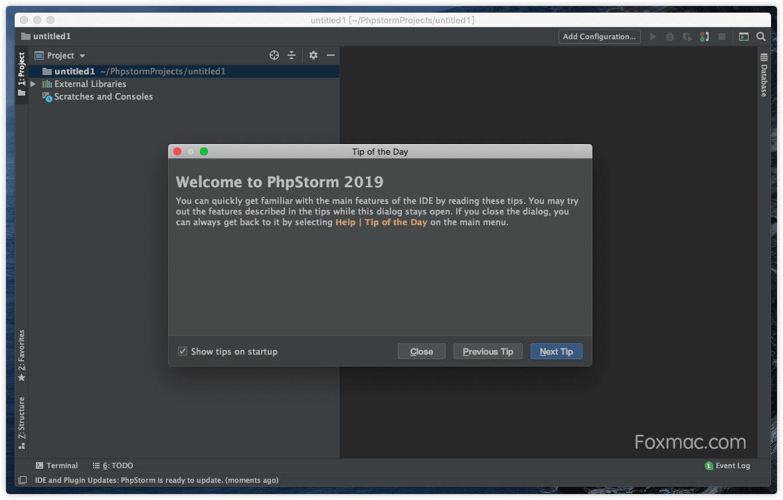 JetBrains PhpStorm最强的PHP IDE开发工具