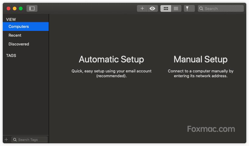 Jump Desktop 远程桌面连接工具