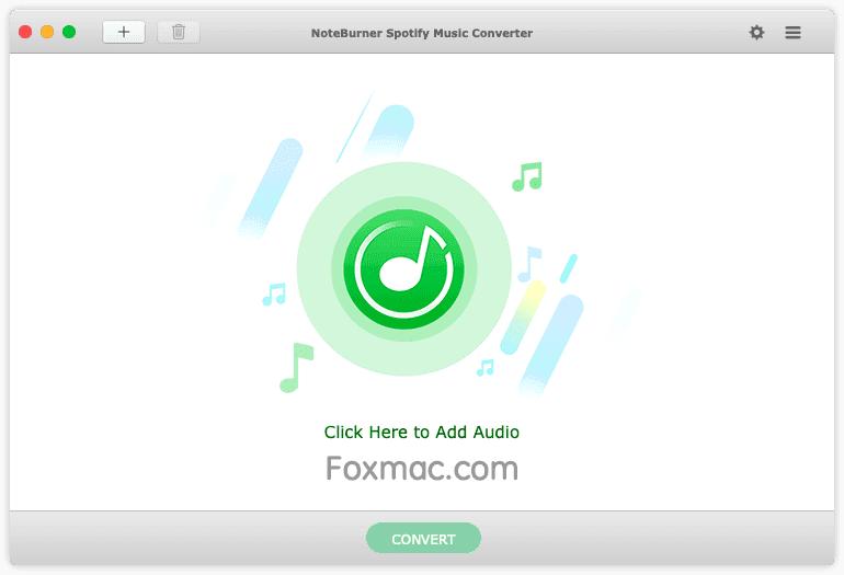 NoteBurner Spotify 优秀的Spotify音频转换器