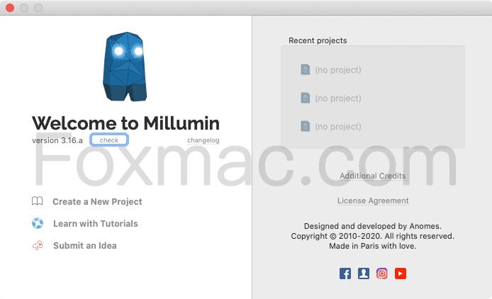 Millumin 3 功能强大的视频编辑软件