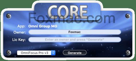 OmniFocus Pro 3.9 中文破解版-强大的时间任务管理软件