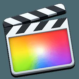 Final Cut Pro 10.4.8 for Mac 中文破解版-免激活