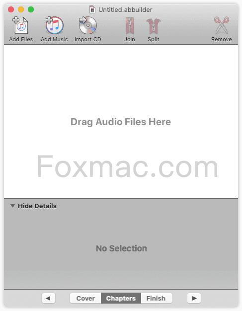 Audiobook Builder 2.1.1 CR2 - 有声读物转换生成工具