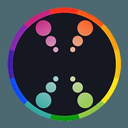 Color Wheel 中文破解版-强大的数字色轮工具