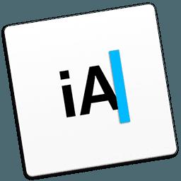 iA Writer 5.4.4 for Mac中文破解版-界面非常清爽的MarkDown写作工具