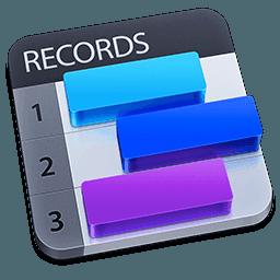 Records 1.6.12 破解版-个人数据库管理软件