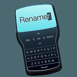 Renamer 6.0.4 for Mac中文破解版-文件批量重命名工具