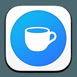 Caffeinated 1.18 中文破解版-最好的Mac防休眠应用