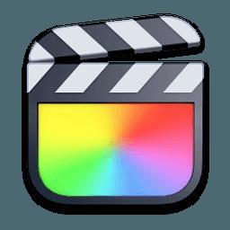 Final Cut Pro 中文版-最好用的视频剪辑工具