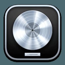 Logic Pro X 中文版-音乐处理制作软件