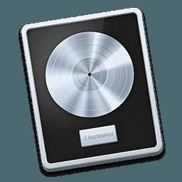 Logic Pro X 10.5.0 中文版-音乐处理制作软件