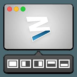 Moom - 窗口大小、位置、整理工具