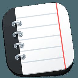 Notebooks 2.2 破解版 – 文档编辑管理和日程备忘工具