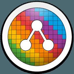 Retrobatch 1.4.2 - 非常强大的流程化图像批量处理工具