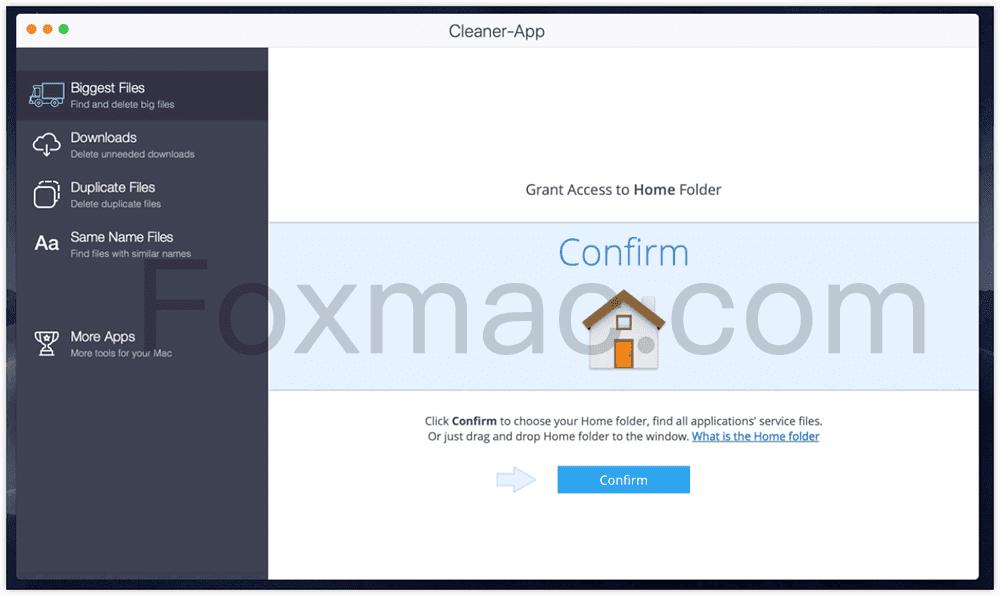 Cleaner-App Pro - 优秀的macOS系统清理工具