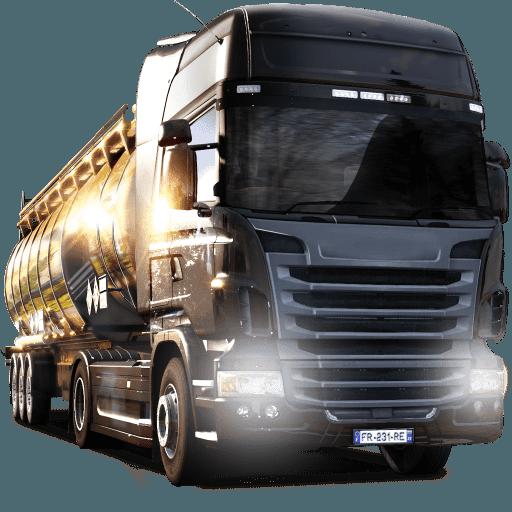 Euro Truck Simulator 2(欧洲卡车模拟2) for Mac 中文版 - 真实度极高的驾驶模拟游戏
