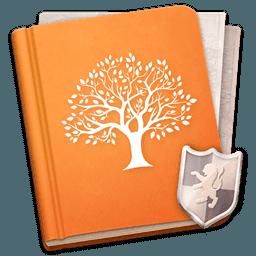 MacFamilyTree 9.0.12 中文版-非常强大的家族族谱制作工具