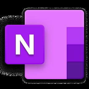 Microsoft OneNote 2019 16.35 中文版-非常优秀的云笔记应用