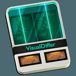 VisualDiffer - 文件夹和文件差异对比工具
