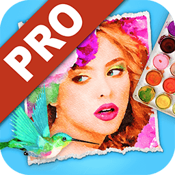 Jixipix Watercolor Studio Pro 1.4.9 - 水彩画图片绘制软件