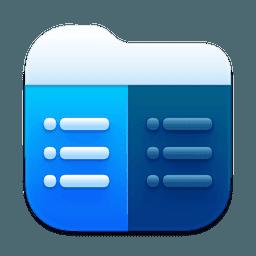Commander One PRO 中文版-Mac专用的双窗口文件管理器