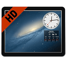 Living Wallpaper HD & Weather - 高清时钟实时动态壁纸