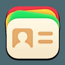 Cardhop 中文版-通讯录联系人管理工具