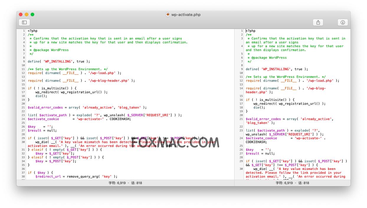 Smultron 简单好用的文本代码编辑器