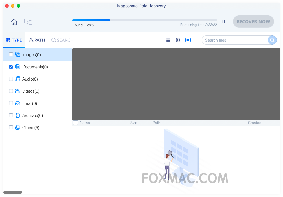 Magoshare Data Recovery Professional 4.3 - 功能强大的MacOS数据恢复软件