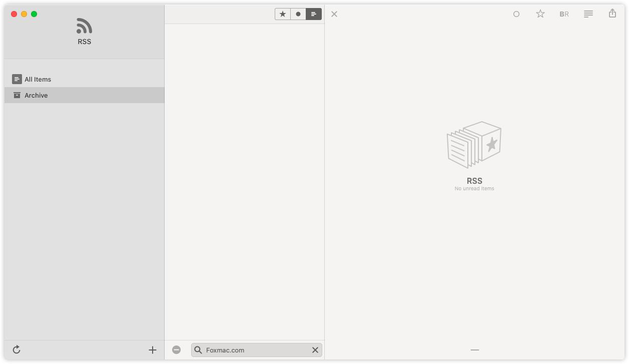Reeder 4.2.3 for Mac破解版-最美的RSS订阅器新闻阅读器