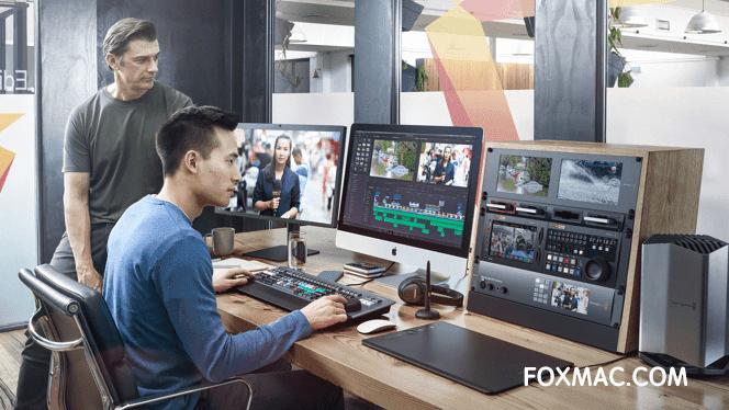 DaVinci Resolve Studio(达芬奇) 16.2.1 中文破解版-顶级视频调色剪辑软件