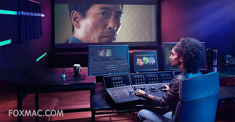 DaVinci Resolve Studio(达芬奇) 16.2.3 中文版-顶级视频调色剪辑软件