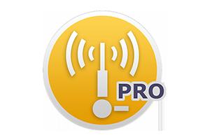 WiFi Explorer Pro 2.3.3 for Mac- 强大的WiFi资源管理器